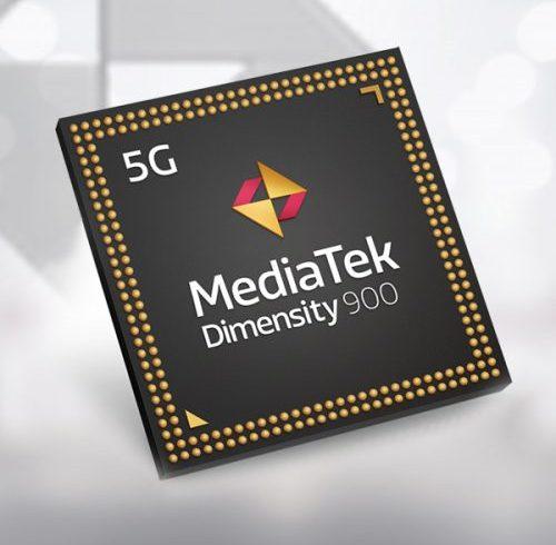 MediaTek Dimensity 900 chipset