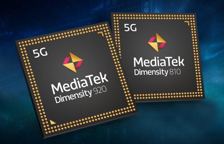 MediaTek Dimensity 920 and Dimensity 810