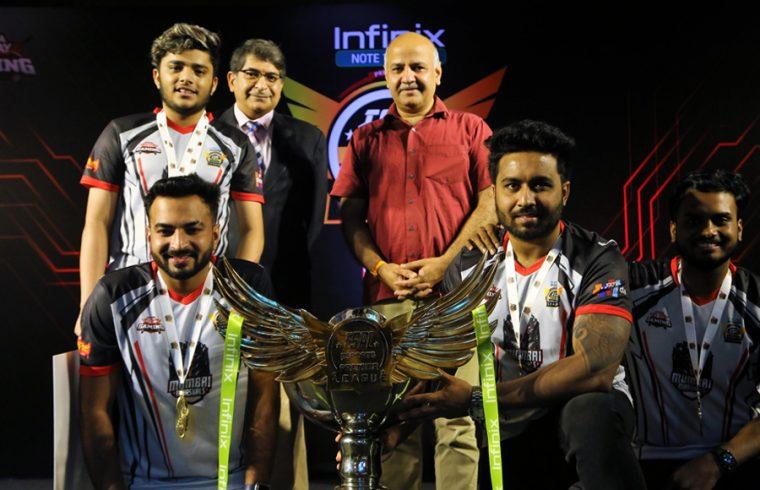 Mumbai Marshals crowned Esports Premier League 2021 champions