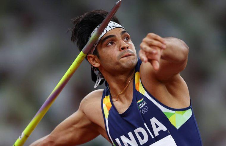 Neeraj Chopra-Tokyo Olympic