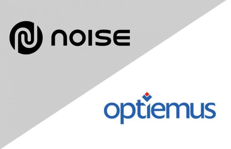 Noise-Optiemus Electronics partnership