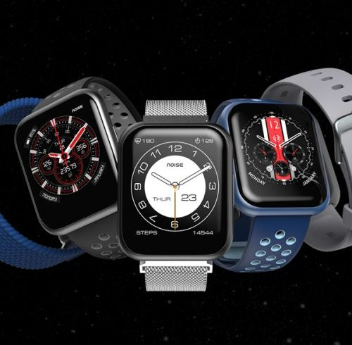 Noise launches ColorFit Ultra smartwatch with 1.75-inch HD Display, SpO2 monitor and 60 sports modes