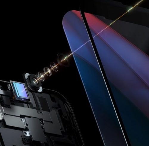 OPPO unveils next-generation under-screen camera technology