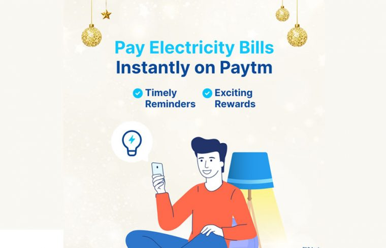 Paytm Electricity Bill payment