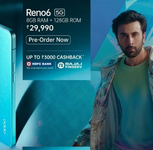 Ranbir Kapoor unboxes OPPO Reno6 5G in most entertaining way
