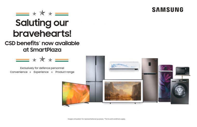 Samsung CSD benefits