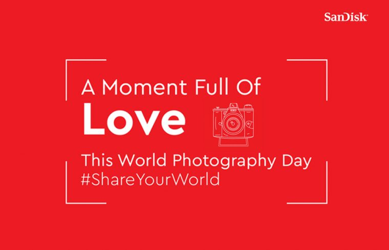 #ShareYourWorld