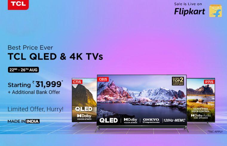 TCL TV-Flipkart
