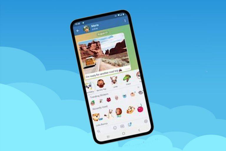Telegram-Trending-Stickers