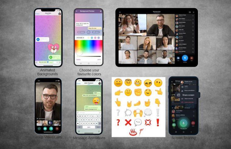 Telegram-group-video-calls-screen-sharing
