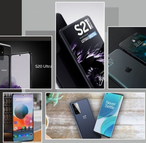 Top 5 camera mobile phones to buy right now