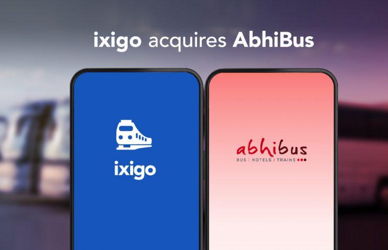 ixigo acquires bus ticketing platform AbhiBus