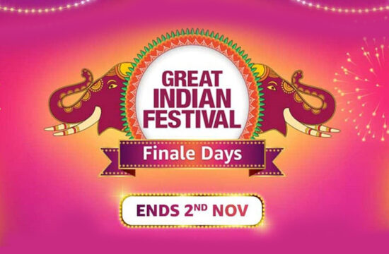 Amazon Great Indian Festival 2021 Finale Days