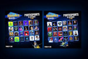 BOOYAH Tournament format