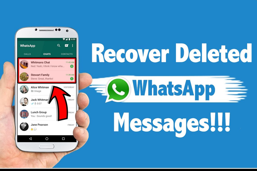 Deleted WhatsApp messages? Here's how to restore them