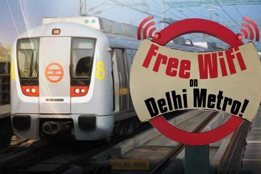 Delhi Metro Yellow line gets free Wi-Fi: Know details