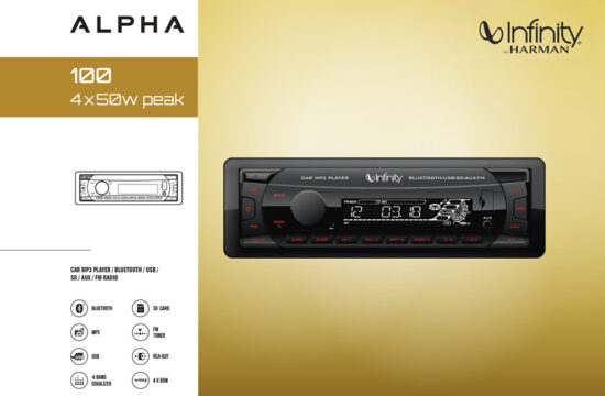 Harman launches Infinity REF 7005A, ALPHA 100 to offer brand-new car audio experience