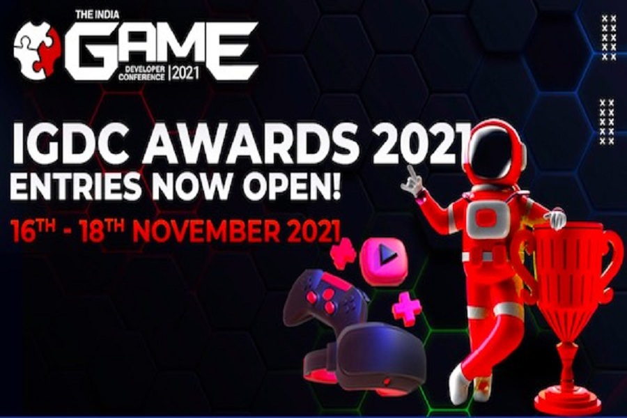 India Game Developer's Conference set to take place virtually between November 16-18