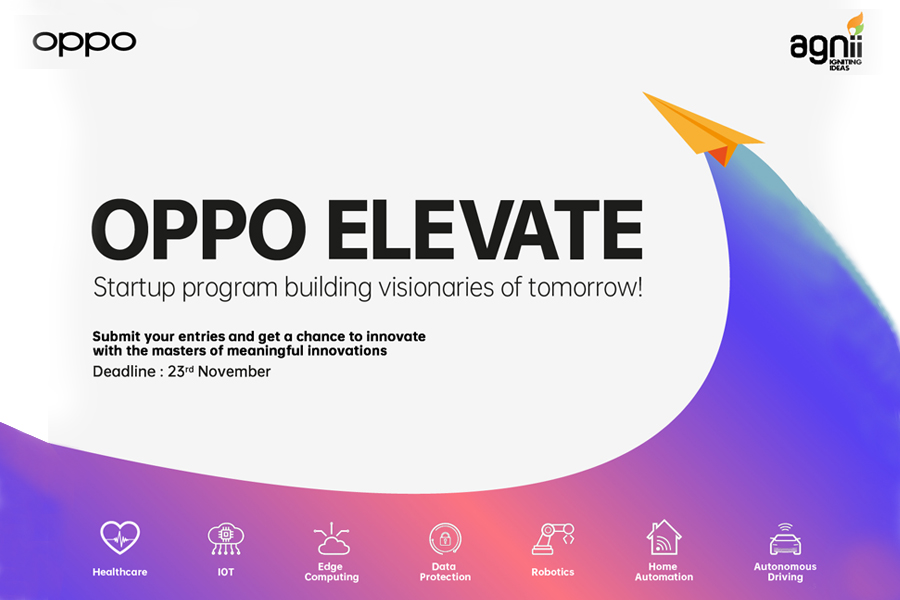 Oppo India partners with Invest India to innovate tech-startups in India