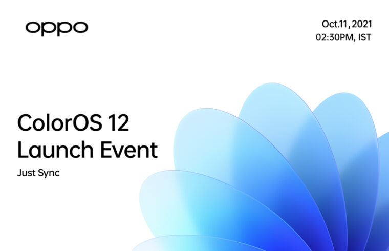 Oppo to roll out ColorOS 12