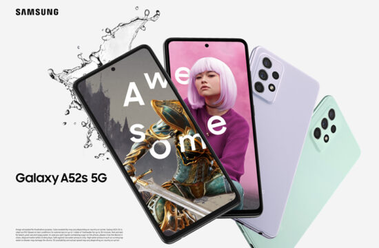 Samsung Galaxy A52s 5G Awesome Mint Colour