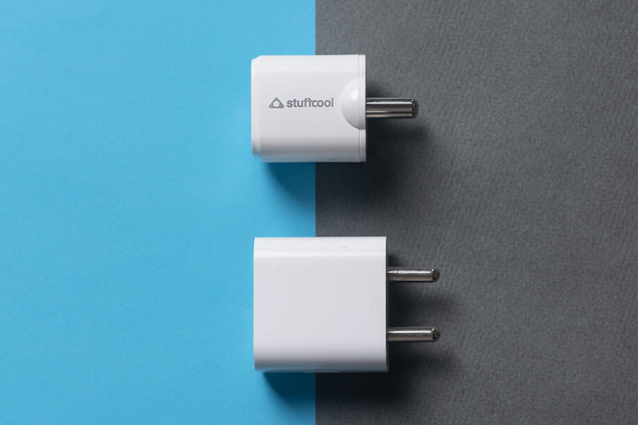 Stuffcool brings in India's smallest PD charger Neutron 20