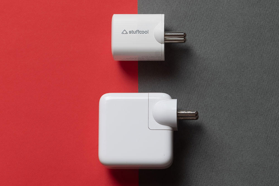 Stuffcool comes up with India's smallest GaN charger Neutron 33