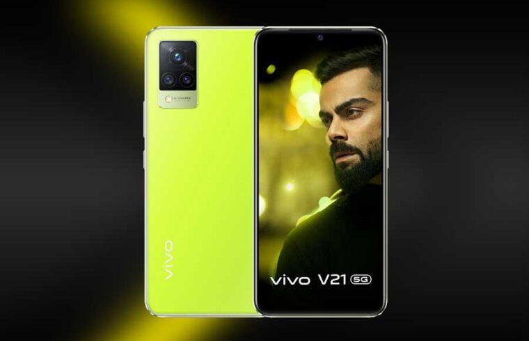 Vivo V21 Neon Spark