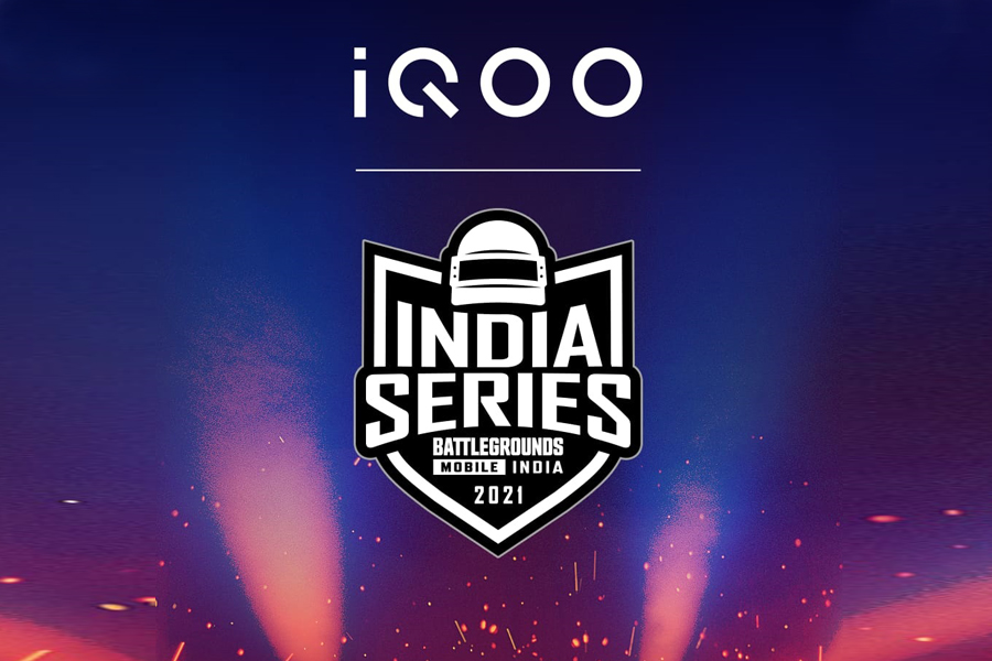 iQOO teams up with Krafton's first ever Battlegrounds Mobile India tournament in India